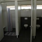 Minicamping - Theeschenkerij Blauforlaet verwarmd toiletgebouw