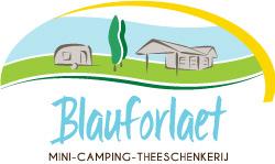 Minicamping en theeschenkerij Blauforlaet
